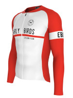 Early Birds Bisiklet Forması - Racing Fit - Uzun Kol