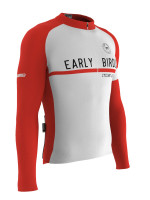 Early Birds Bisiklet Forması - Regular Fit - Uzun Kol